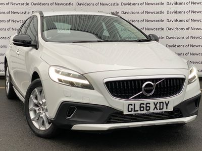 Volvo V40 Cross Country Hatchback 2.0 T3 Pro Cross Country (s/s) 5dr