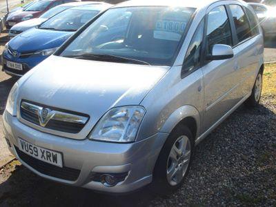 Vauxhall Meriva MPV 1.4 i 16v Design 5dr (a/c)