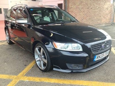 Volvo V50 Estate 2.4 D5 R-Design SE Sport 5dr