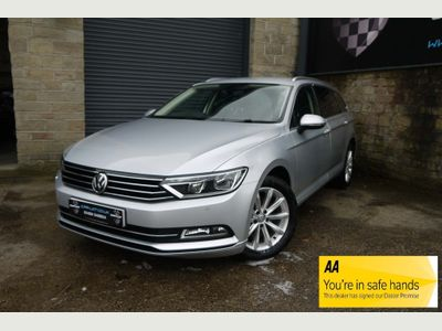 Volkswagen Passat Estate 2.0 TDI SE Business (s/s) 5dr