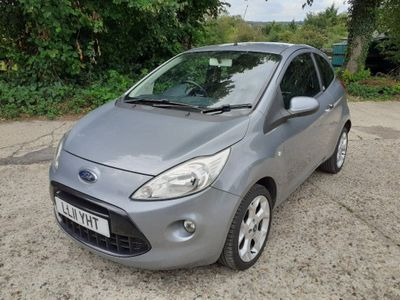 Ford Ka Hatchback 1.2 Metal 3dr