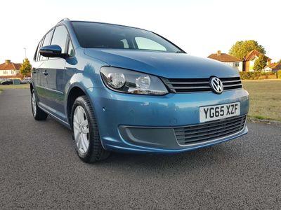 Volkswagen Touran MPV 2.0 TD BlueMotion Tech SE DSG 5dr (7 Seats)