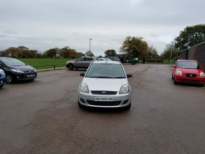 Ford Fiesta Hatchback 1.6 Style Climate 3dr