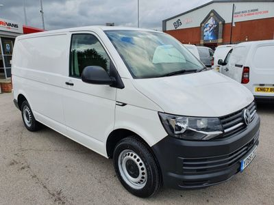 Volkswagen Transporter Panel Van 2.0 TDI T26 BlueMotion Tech Startline (Business) FWD SWB EU6 (s/s) 5dr
