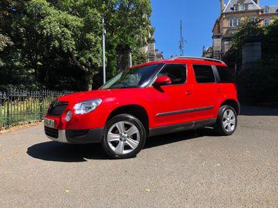 SKODA Yeti SUV 1.2 TSI SE Plus DSG 5dr