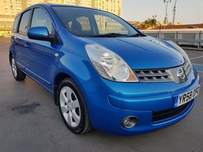 Nissan Note Hatchback 1.6 16v Tekna 5dr