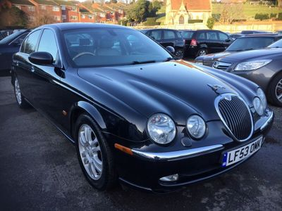 Jaguar S-Type Saloon 3.0 V6 SE Plus 4dr