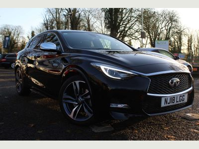 Infiniti Q30 Hatchback 2.2d Sport InTouch DCT AWD (s/s) 5dr
