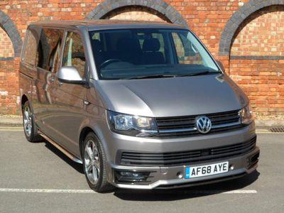 Volkswagen Transporter Combi Van 2.0 BiTDI 204PS T32 Highline Kombi Van