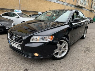 Volvo S40 Saloon 2.4 SE Geartronic 4dr