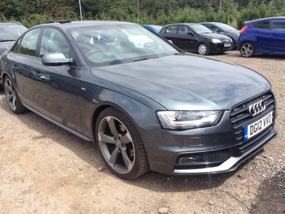 Audi A4 Saloon 1.8 TFSI Black Edition 4dr