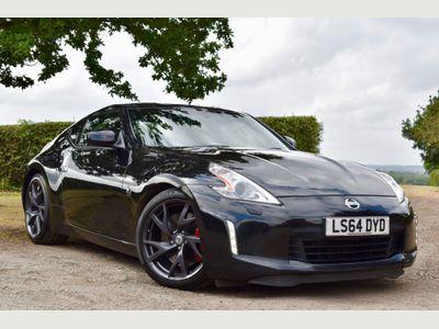 Nissan 370 Z Coupe 3.7 V6 GT Auto 3dr EU5