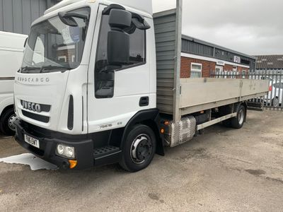 Iveco Eurocargo Unlisted