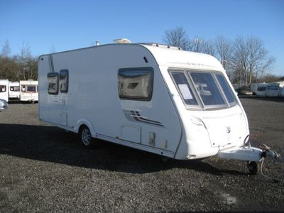 Swift Charisma 540 Tourer 2009 5 BERTH