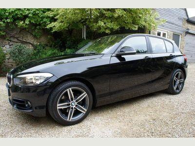 BMW 1 Series Hatchback 2.0 120d Sport (s/s) 5dr