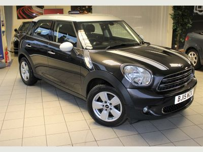 MINI Countryman Hatchback 1.6 Cooper D (Pepper) (s/s) 5dr