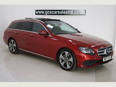 Mercedes-Benz E Class Estate 2.0 E220d SE (Premium Plus) G-Tronic+ (s/s) 5dr
