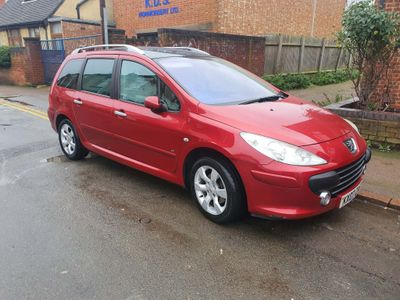 Peugeot 307 SW Estate 1.6 16v SE 5dr