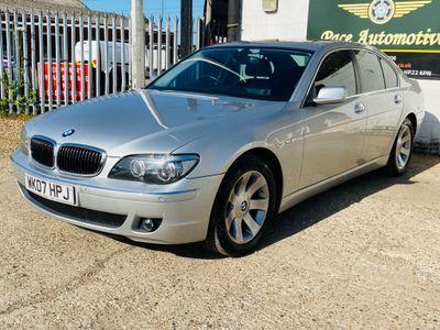BMW 7 Series Saloon 5.0 750i V8 4dr