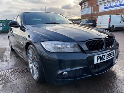 BMW 3 Series Saloon 2.0 320d Sport Plus Edition 4dr
