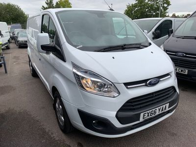 Ford Transit Custom Panel Van 2.2