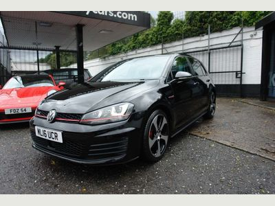 Volkswagen Golf Hatchback 2.0 TSI BlueMotion Tech GTI (s/s) 5dr
