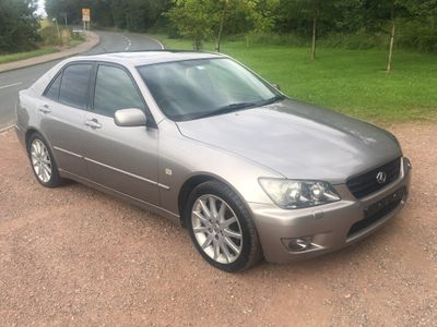Lexus IS 200 Saloon 2.0 LE 4dr