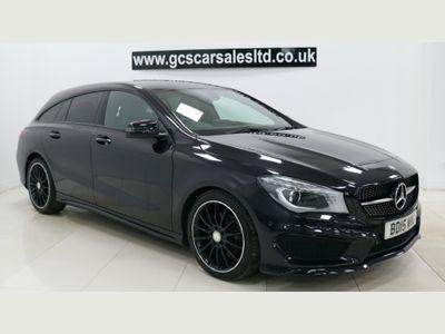Mercedes-Benz CLA Class Estate 2.1 CLA220 CDI AMG Sport Shooting Brake 7G-DCT (s/s) 5dr