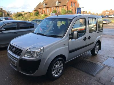 Fiat Doblo Estate 1.9 MultiJet Dynamic 5dr