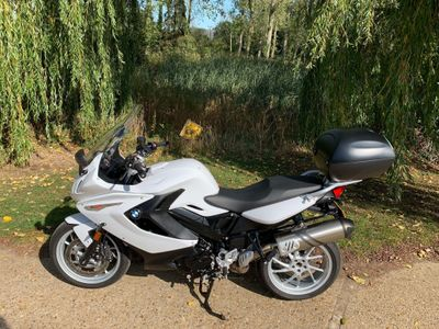 BMW F800GT Sports Tourer 800 GT SE ABS
