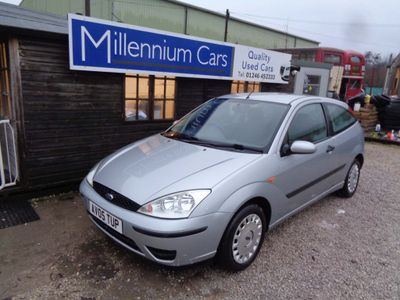 Ford Focus Hatchback 1.6 i 16v Flight 3dr