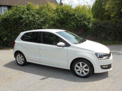 Volkswagen Polo Hatchback 1.4 MATCH EDITION