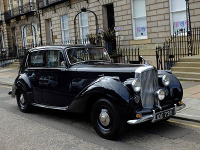 Bentley MARK VI Saloon