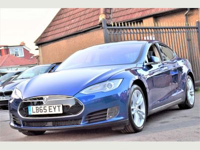 Tesla Model S Saloon E 85 CVT 5dr (Nav)