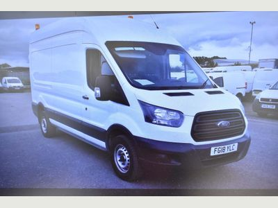 Ford Transit Panel Van 2.0 350 EcoBlue RWD L3 H3 EU6 (s/s) 5dr