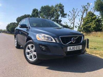 Volvo XC60 SUV 2.4 D5 SE Geartronic AWD 5dr