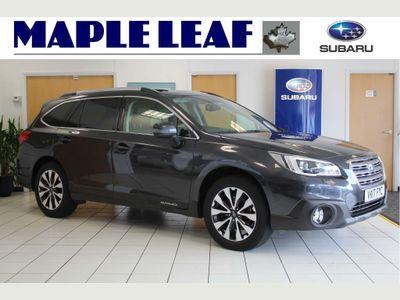 Subaru Outback Estate 2.0D SE Premium 4WD 5dr