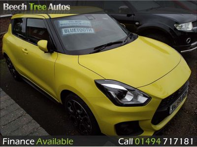 Suzuki Swift Hatchback 1.4 Boosterjet Sport (s/s) 5dr
