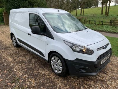 Ford Transit Connect Panel Van 1.6 TDCi 210 L2 4dr