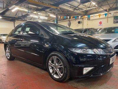 Honda Civic Hatchback 1.4 i-VTEC Si 5dr