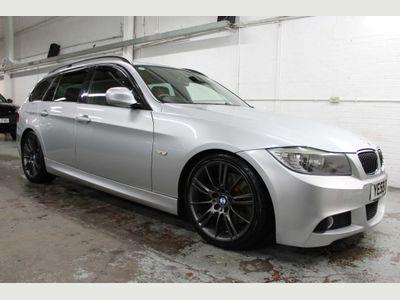 BMW 3 Series Estate 3.0 325d M Sport Touring 5dr