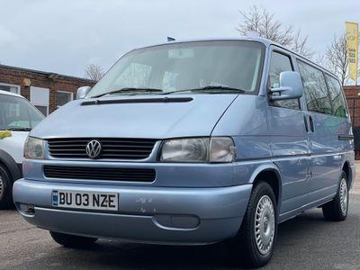 Volkswagen Caravelle MPV 2.5 TD Bus 4dr (8 Seats)