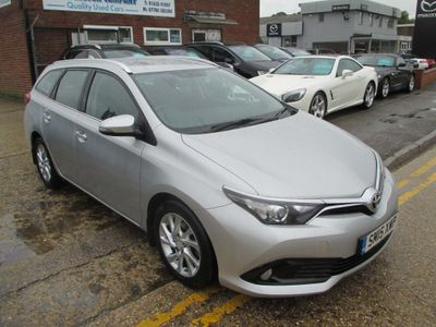 TOYOTA AURIS Estate 1.6 D-4D Business Edition Touring Sports (s/s) 5dr