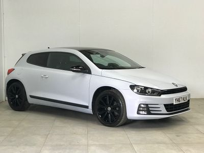 Volkswagen Scirocco Coupe 1.4 TSI GT Black Edition Hatchback (s/s) 3dr