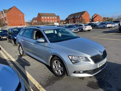 SKODA Superb Estate 1.6 TDI S DSG (s/s) 5dr
