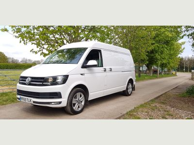 Volkswagen Transporter Panel Van 2.0 BiTDI T32 BlueMotion Tech Highline 4Motion LWB High Roof EU5 (s/s) 5dr