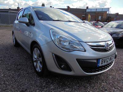 Vauxhall Corsa Hatchback 1.2 i 12v Active 5dr