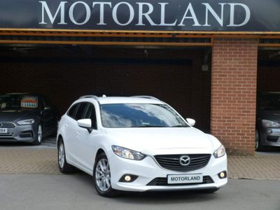 Mazda Mazda6 Estate 2.2 SKYACTIV-D SE-L Tourer 5dr