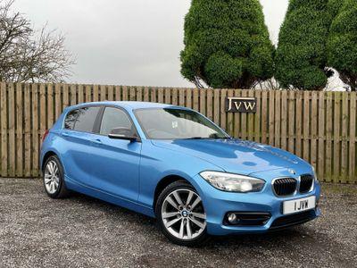 BMW 1 Series Hatchback 1.5 116d Sport Sports Hatch Auto (s/s) 5dr