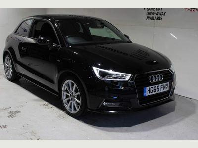 Audi A1 Hatchback 1.4 TFSI S line (s/s) 3dr